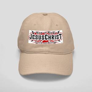Jesus Christ - Pinstripe Cap