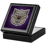 The Werewolf (Gray) Keepsake Box