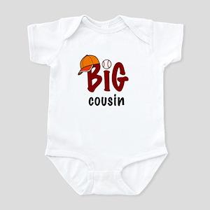 Big Cousin - Baseball Infant Bodysuit