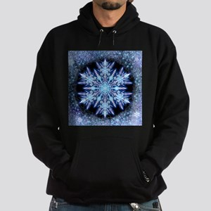 October Snowflake - square Sweatshirt