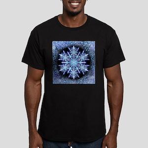 October Snowflake - square T-Shirt