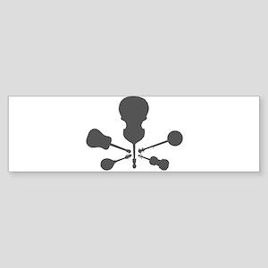 Bluegrass Bones Sticker (Bumper)