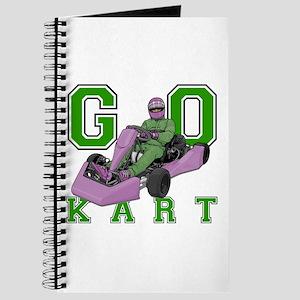 Go Kart Adult Journal
