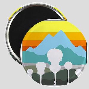 Mountain Music Magnet