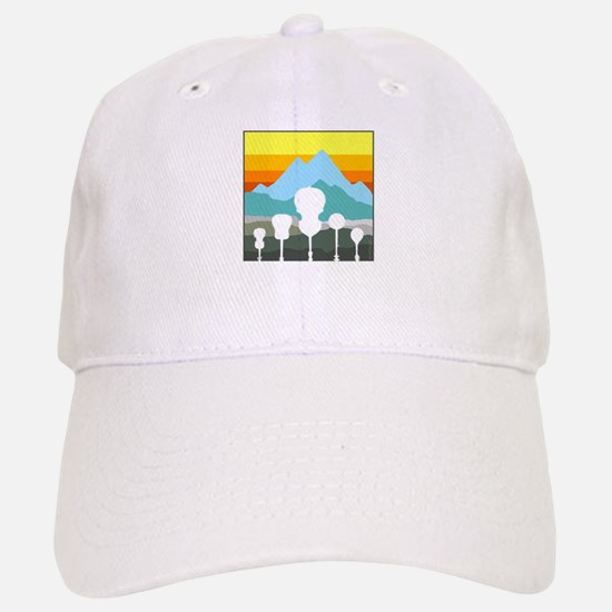 Mountain Music Baseball Baseball Cap