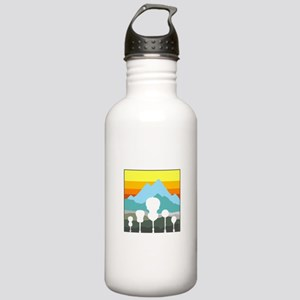 Mountain Music Stainless Water Bottle 1.0L