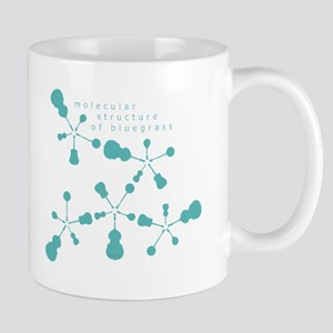 Molecular Structure of Bluegr Mug