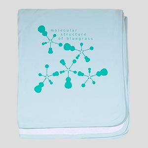 Molecular Structure of Bluegr baby blanket