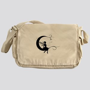 Fairy Moon Messenger Bag