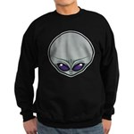 The Visitor (Gray) Sweatshirt (dark)