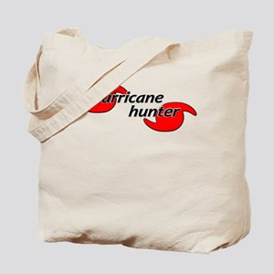 HURRICANE HUNTER Tote Bag