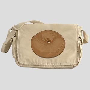 Bagel Messenger Bag