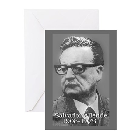 Allende Greeting Cards (Pk of 10)