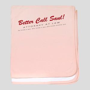 'Better Call Saul!' baby blanket