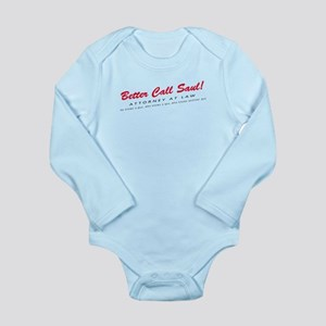 'Better Call Saul!' Long Sleeve Infant Bodysuit