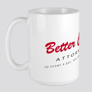 'Better Call Saul!' 15 oz Ceramic Large Mug