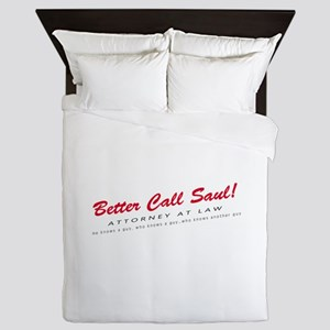 'Better Call Saul!' Queen Duvet