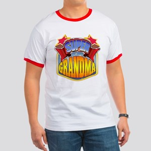 Super Grandma Ringer T