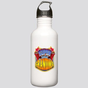 Super Grandma Stainless Water Bottle 1.0L