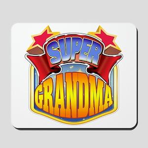 Super Grandma Mousepad