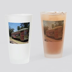 Streetcar 6 Drinking Glass