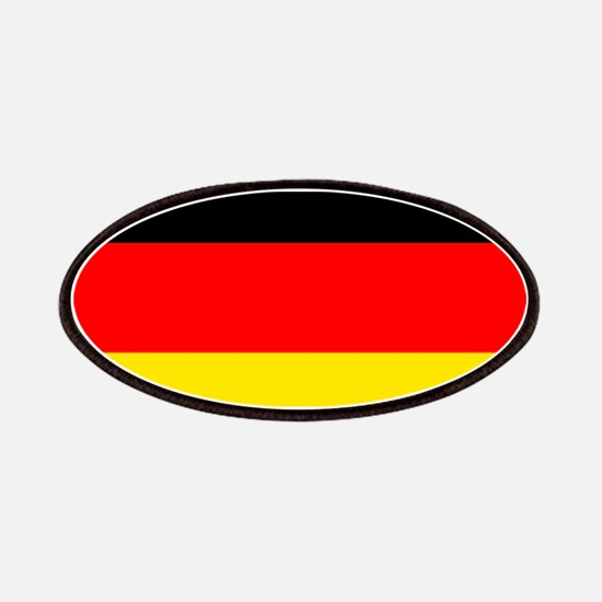 German Flag Patches