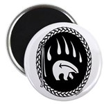 "Tribal Bear Claw 2.25"" Magnet (10 pack)"