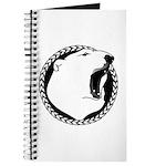 Tribal Bear Art Journal
