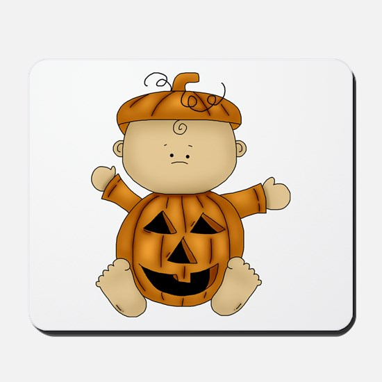 Cute Pumpkin-Baby Mousepad