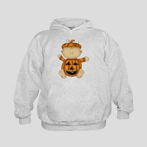Cute Pumpkin-Baby Kids Hoodie
