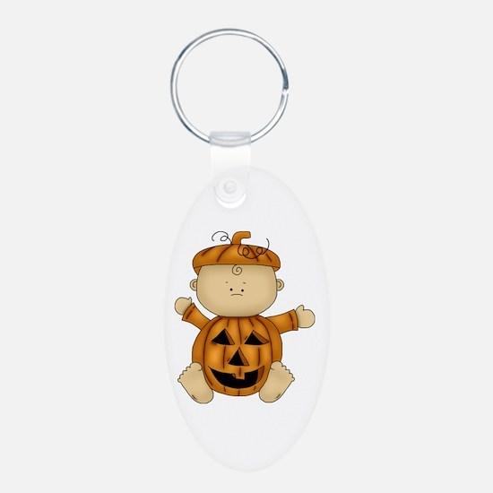 Cute Pumpkin-Baby Keychains