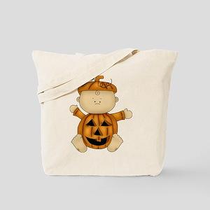 Cute Pumpkin-Baby Tote Bag