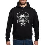 kuuma skull 1 Hoodie (dark)