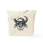 kuuma skull 1 Tote Bag