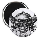 kuuma skull 1 Magnet