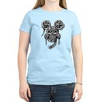 kuuma skull 2 Women's Light T-Shirt