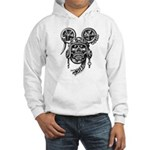 kuuma skull 2 Hooded Sweatshirt