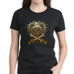 kuuma skull 3 Women's Dark T-Shirt
