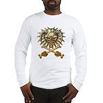 kuuma skull 3 Long Sleeve T-Shirt