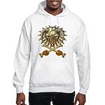 kuuma skull 3 Hooded Sweatshirt
