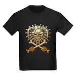 kuuma skull 3 Kids Dark T-Shirt