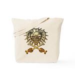 kuuma skull 3 Tote Bag