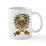 kuuma skull 3 Mug