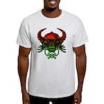 kuuma skull 4 Light T-Shirt