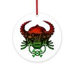 kuuma skull 4 Ornament (Round)