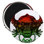 kuuma skull 4 Magnet