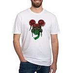 kuuma skull 5 Fitted T-Shirt