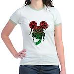 kuuma skull 5 Jr. Ringer T-Shirt