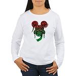 kuuma skull 5 Women's Long Sleeve T-Shirt