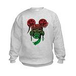 kuuma skull 5 Kids Sweatshirt
